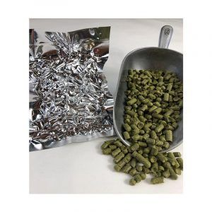Hersbrucker Pelleted Hops - 100g