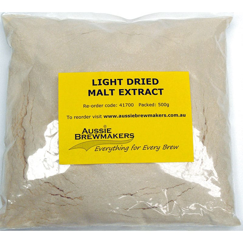 Light Dried Malt Extract 500g