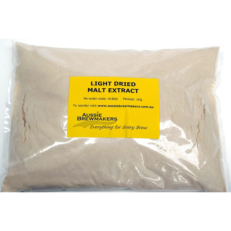 Light Dried Malt Extract 1Kg