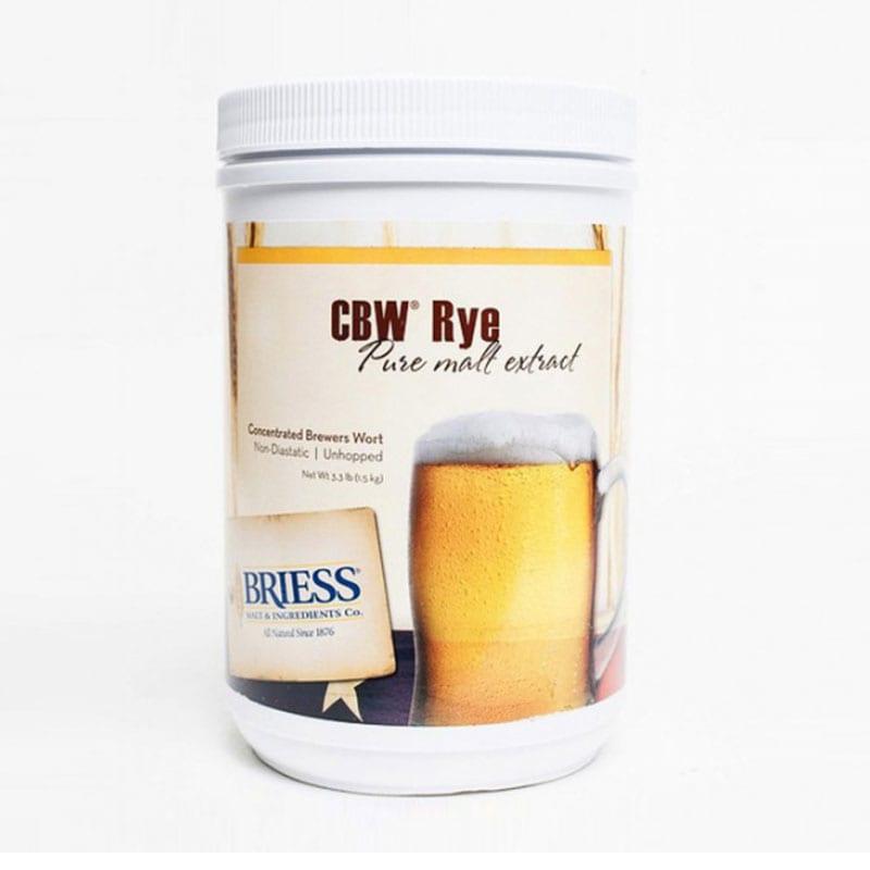 Briess CBW Rye Liquid Malt Extract