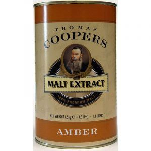 Coopers Liquid Malt - Amber
