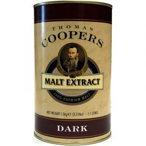 Coopers Liquid Malt - Dark