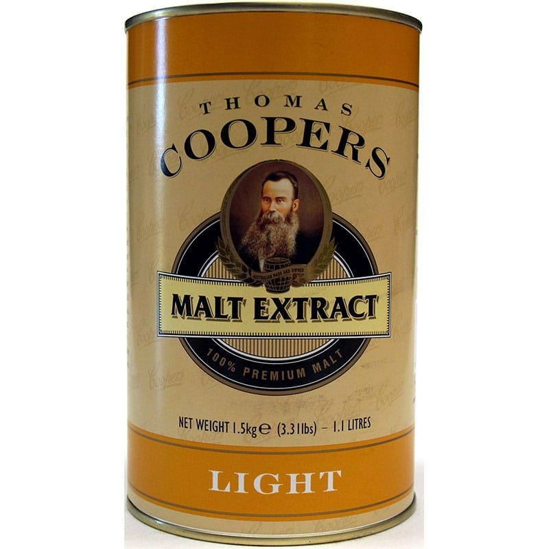 Coopers Liquid Malt - Light