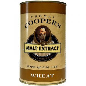 Coopers Liquid Malt - Wheat