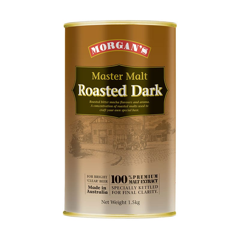 Morgans Master Malts Roasted