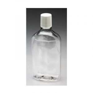 Spirit Flask & Cap 500ml PET