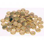 Crown Seals Gold - Beer - 500 Pack