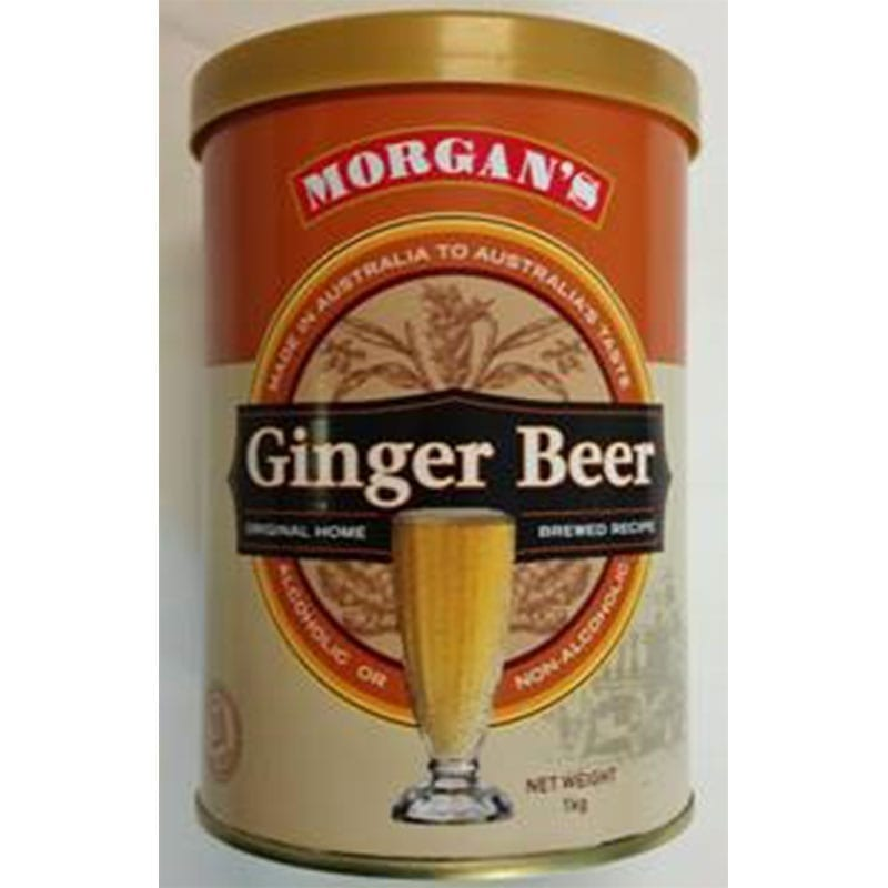 Morgans Ginger Beer Kit