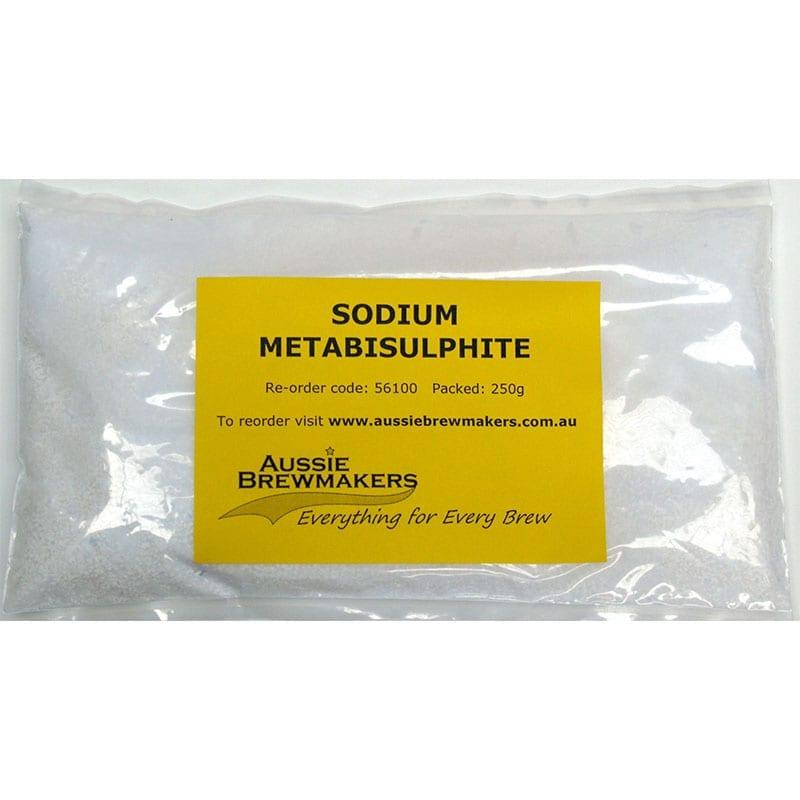 Sodium Metabisulphite - 250g