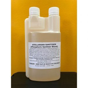 StellarSan Sanitiser (Phosphoric Acid Blend) 500ml