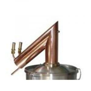 AlcoEngine Lid and Pot Still Combo