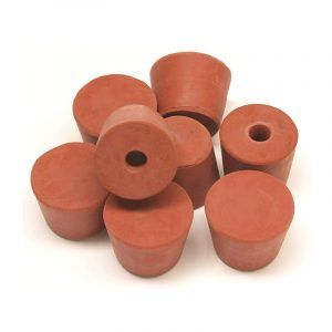 Rubber Bung - Size X 17-25mm Bored