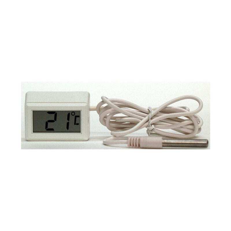 Thermometer - Still - Digital