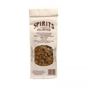 Spirits Unlimited Southerner Malt Whisky Chips - 100g
