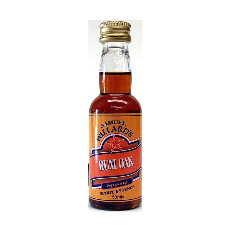 Samuel Willards Rum Oak