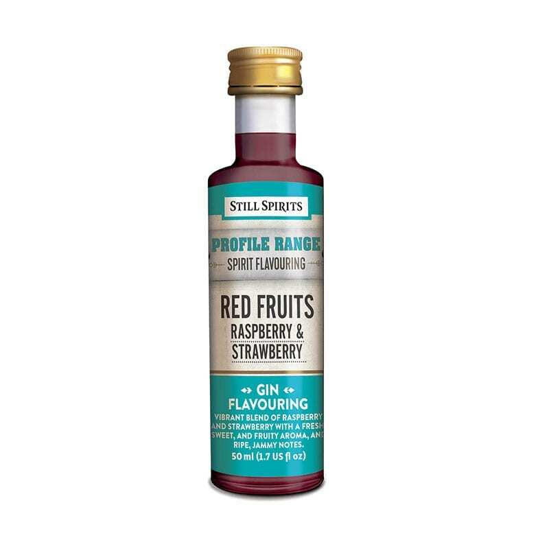 Red Fruits - Gin Flavouring Craft Kit
