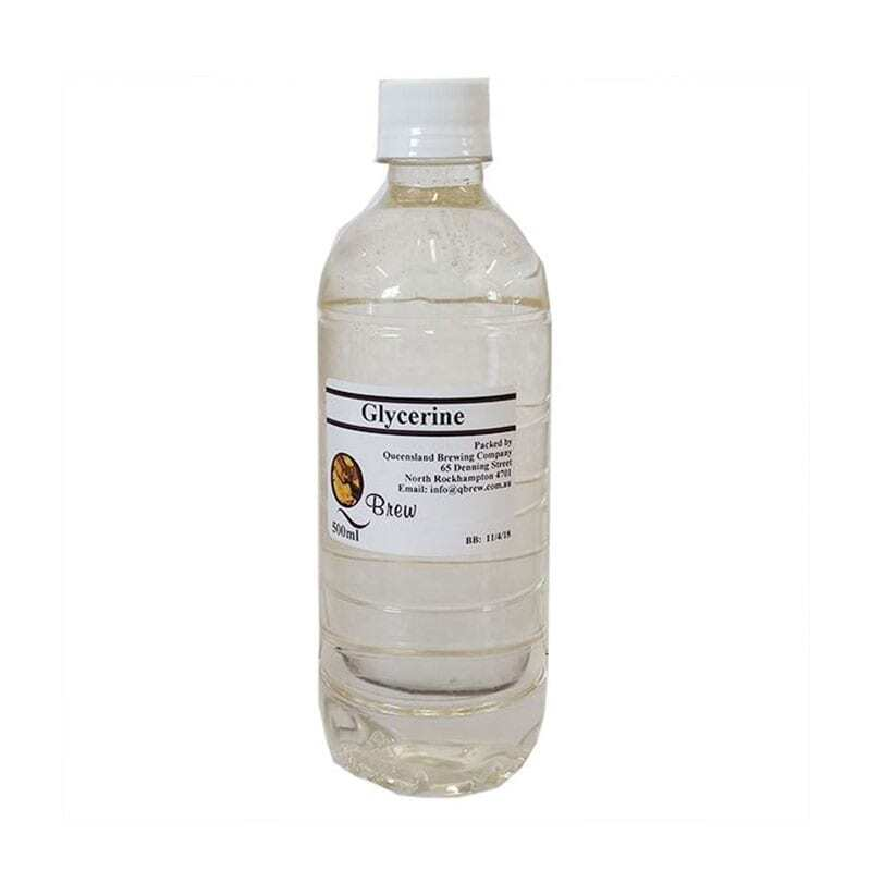 Q-Brew Glycerine - 500ml