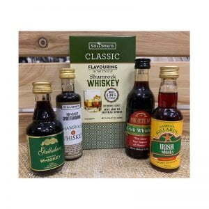 Irish / Shamrock Whisky Essence - Try 5 Pack