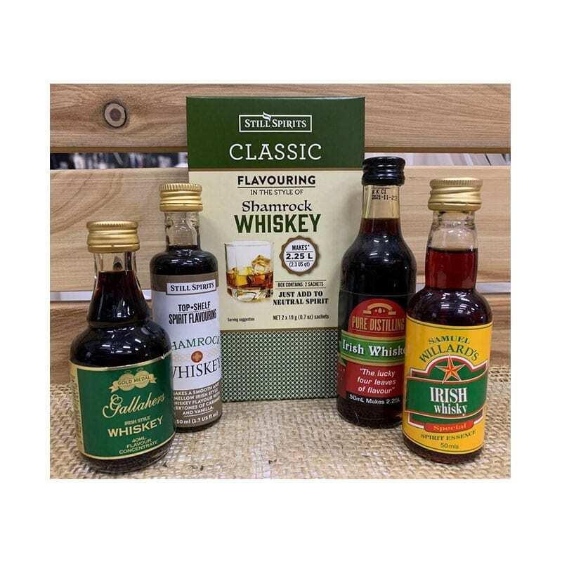 Irish / Shamrock Whisky Essence - Try 5 Pack
