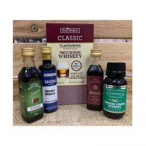 Whisky Essence - Mixed - Try 5 Pack