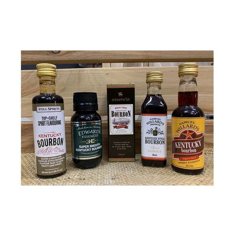 Kentucky Bourbon Essence - Try 5 Pack