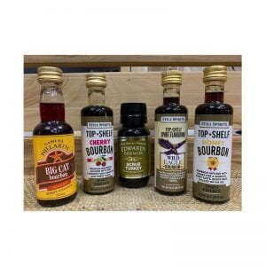 Bourbon Essence - Mixed - Try 5 Pack