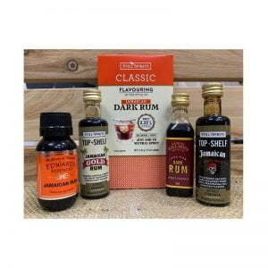 Jamaican Rum Essence - Try 5 Pack