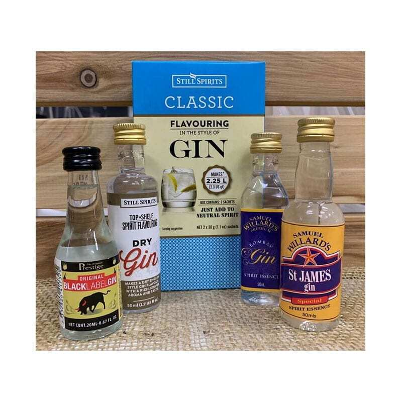 Gin Essence - Try 5 Pack