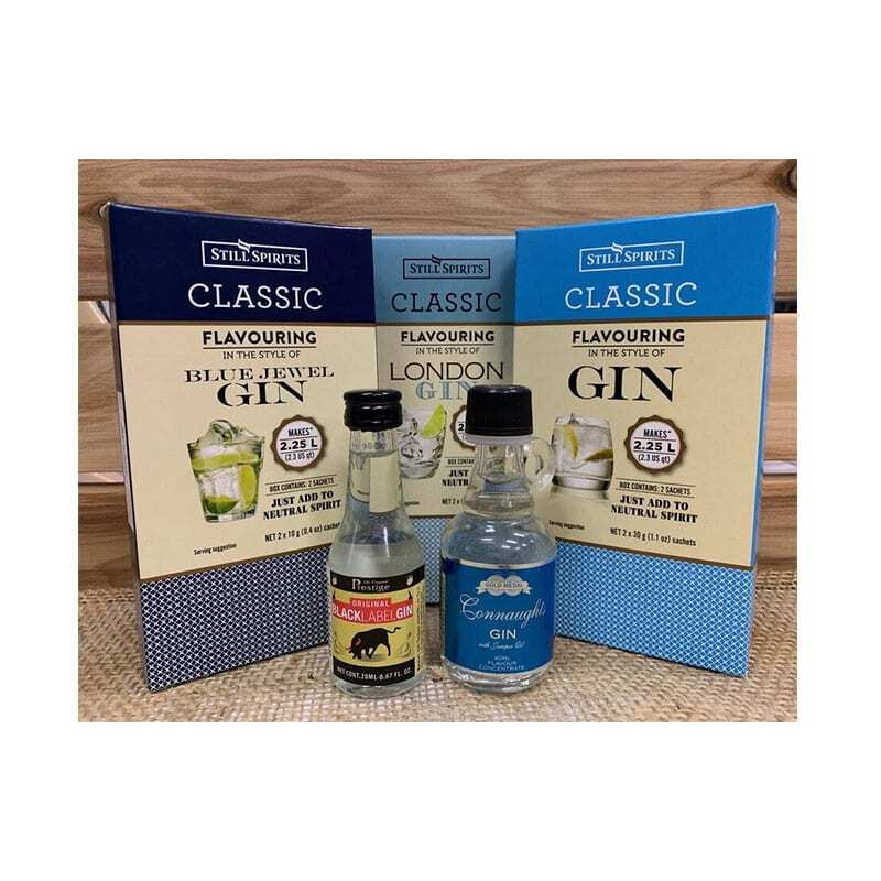 Premium Gin Essence - Try 5 Pack