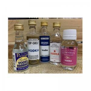 Vodka Essence - Try 5 Pack