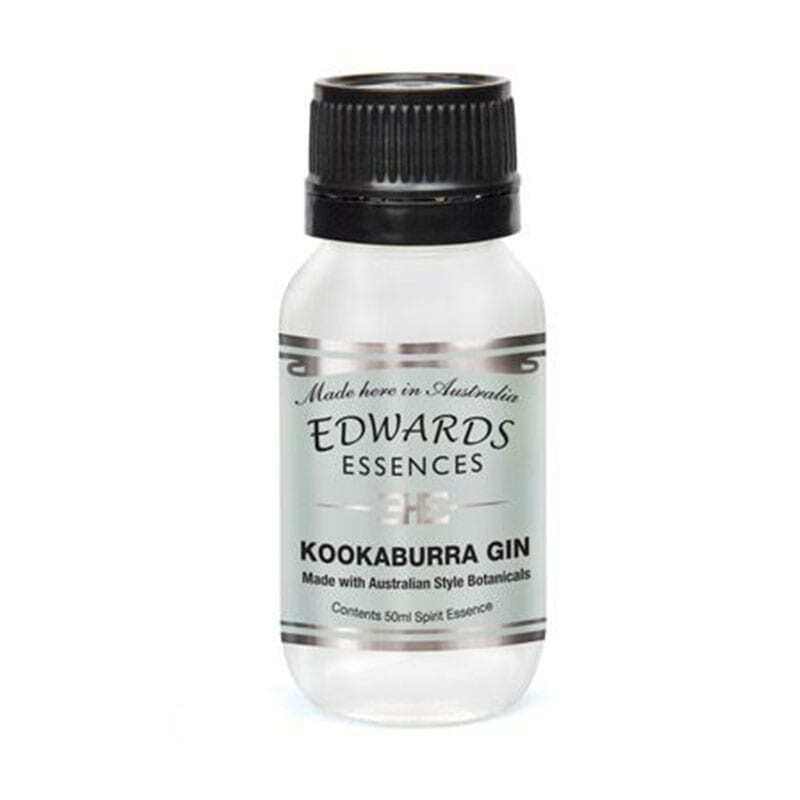 Edwards Essences - Kookaburra Gin