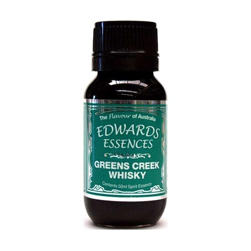 Edwards Essences - Greens Creek Whisky