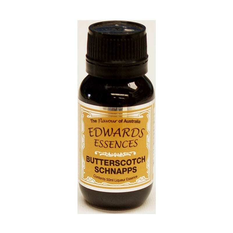 Edwards Essences - Butterscotch Schnapps