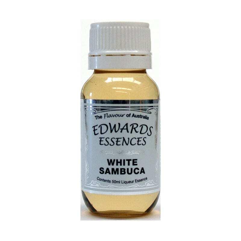 Edwards Essences - White Sambuca