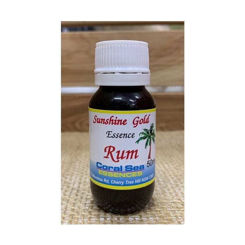 Coral Sea Sunshine Gold Rum Essence