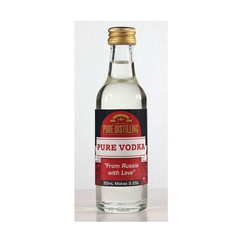 Pure Distilling - Pure Vodka
