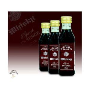Samuel Willards Premium Highlander Whisky