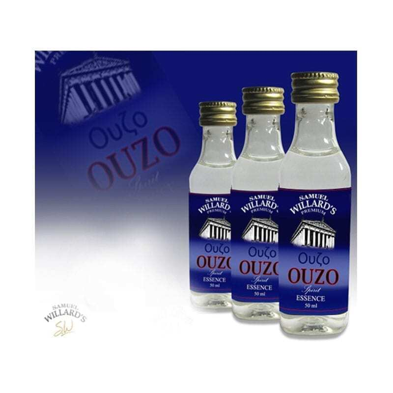 Samuel Willards Premium Ouzo