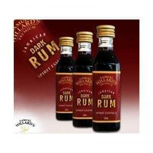 Samuel Willards Premium Jamaican Rum