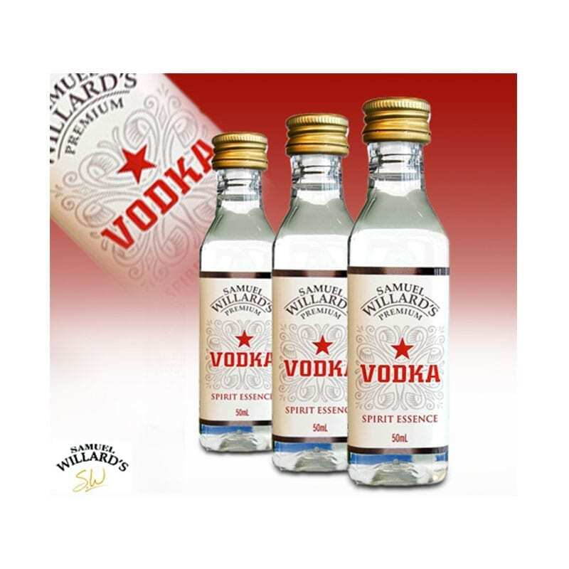 Samuel Willards Premium Vodka