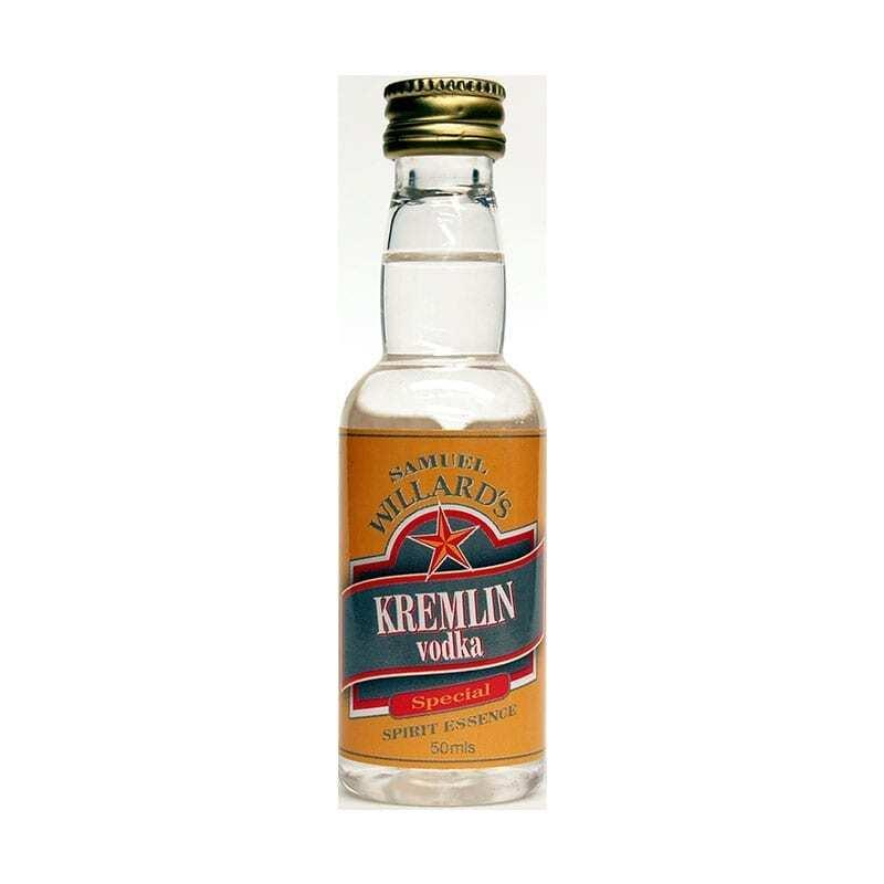 Samuel Willards Gold Star Kremlin Vodka