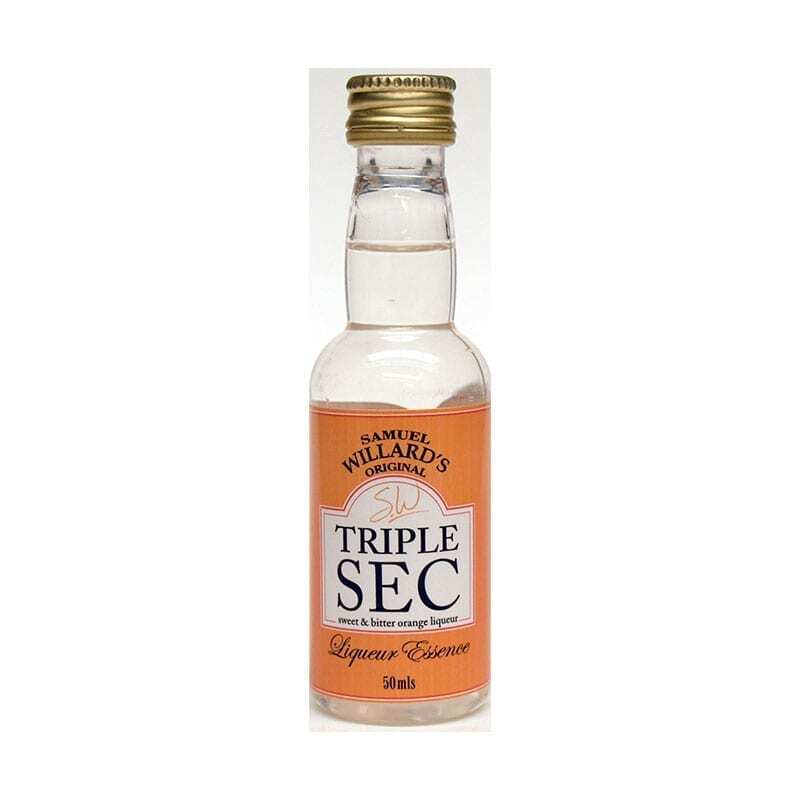 Samuel Willards Triple Sec