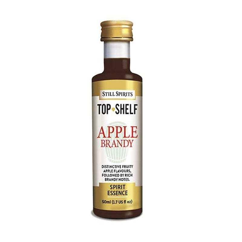 Top Shelf - Apple Brandy