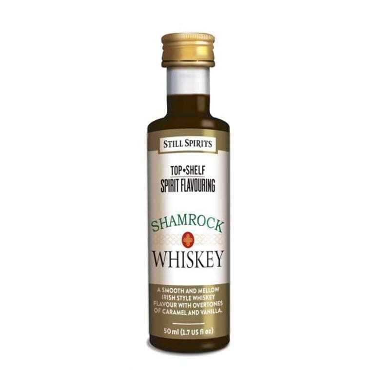Top Shelf - Shamrock Whisky