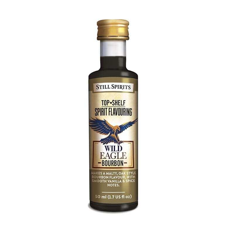 Top Shelf - Wild Eagle Bourbon