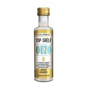Top Shelf - Ouzo