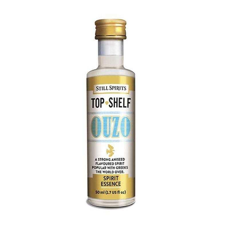 Top Shelf - Ouzo