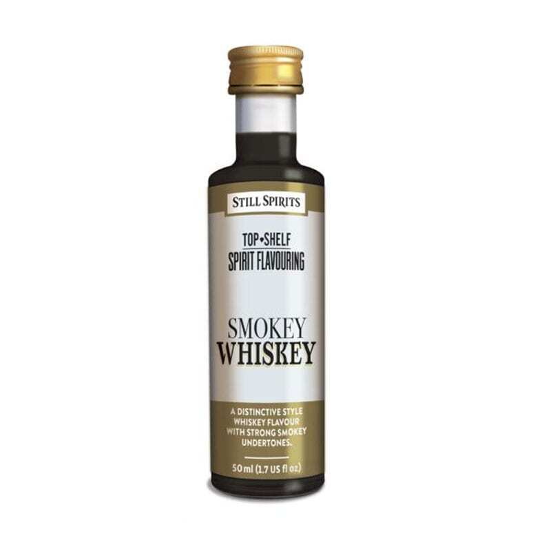 Top Shelf - Smokey Malt Whisky