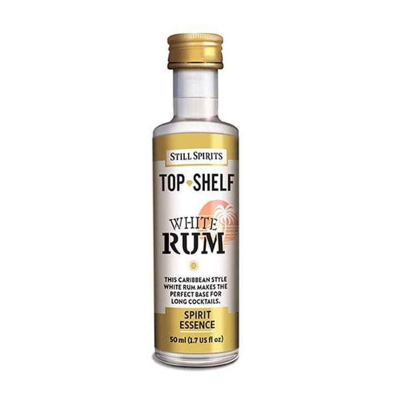 Top Shelf - White Rum