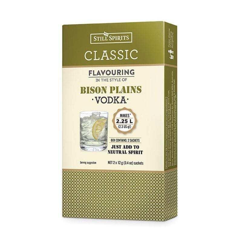 Still Spirits Classic - Bison Plains Vodka